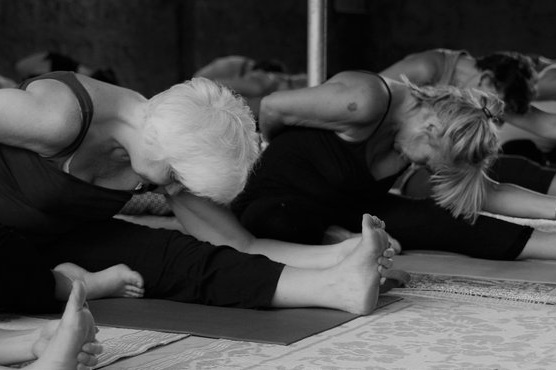 Yin Yoga - A slow pace form of Yoga. The pauses are held for a few minutes allowing deep tissue stretching (ligaments, tendons and fascia) and muscle relaxation. An ideal complementary practice to our active lives. Yin Yoga is a healthy form of exercise that challenges us physically and mentally