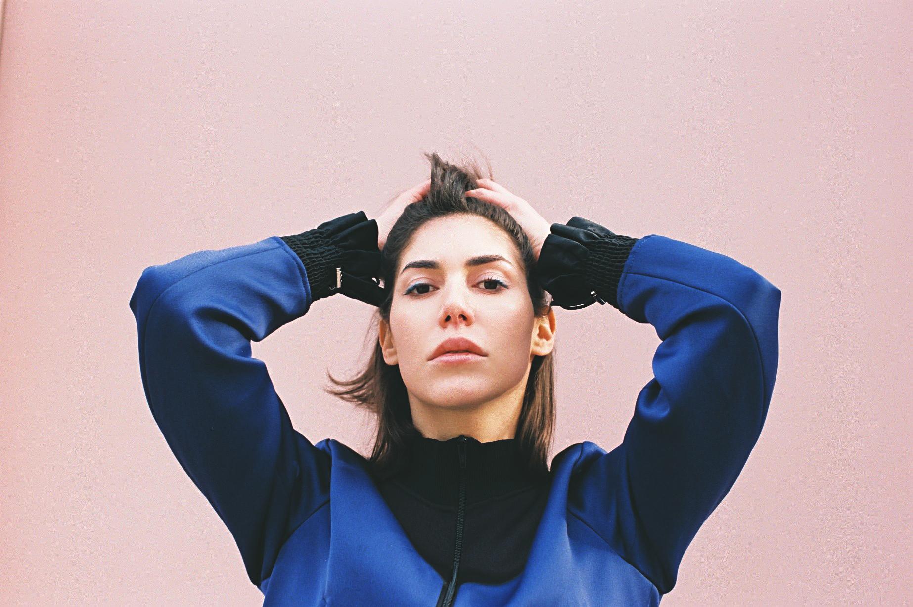 Giulia Vallerani - Italian born, london based vocalist.