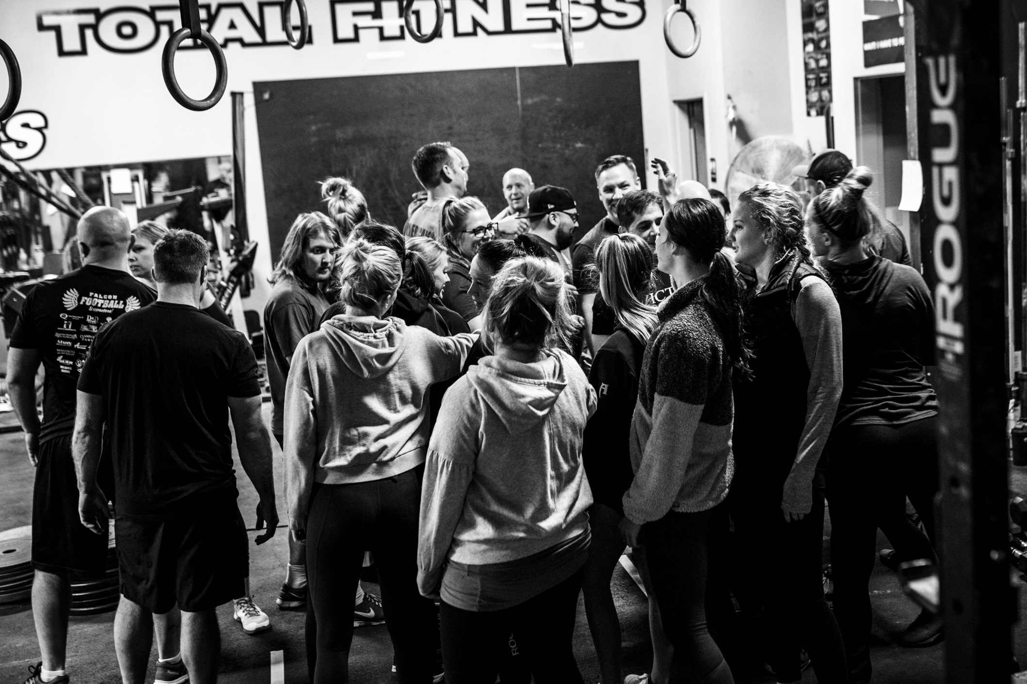 CROSSFIT ATTILA COMMUNITY - Our CrossFit Attila community is a group of athletes - of all levels - that work HARD day in and day out all while supporting each other and having a great time.