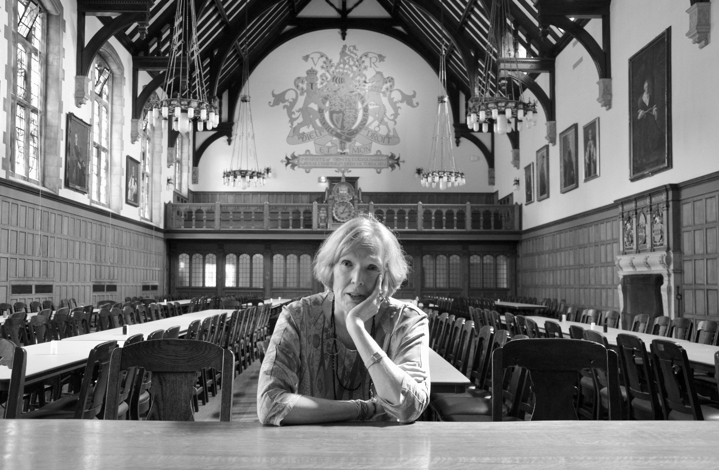 Dr. Margaret MacMillan