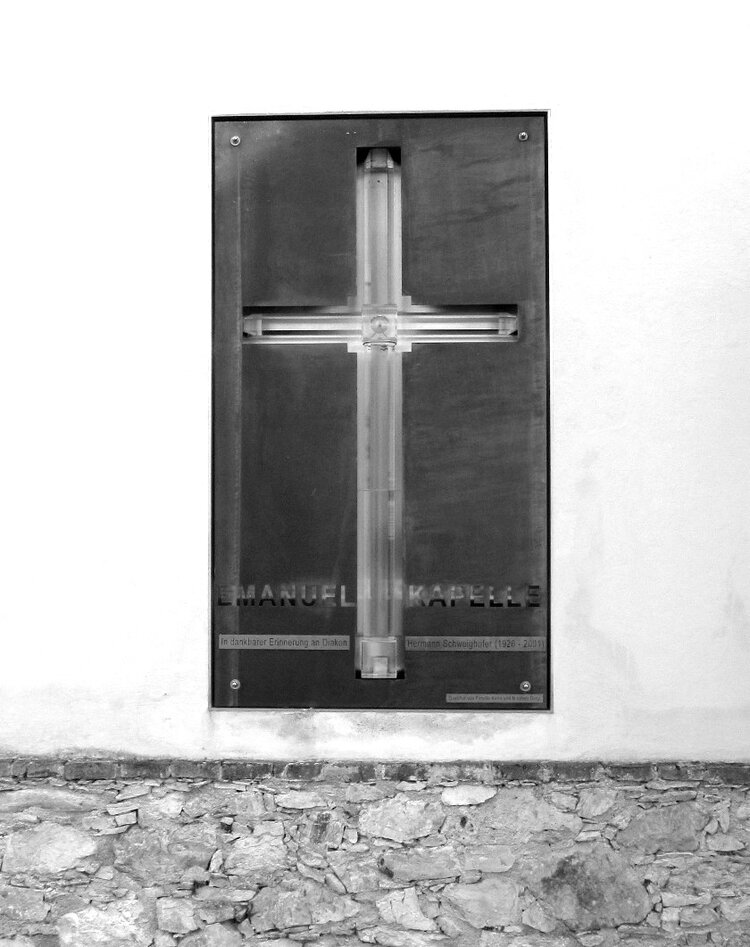 ARCHITECTURE - Crystal Cross, Emanuel Kapelle, Graz, Austria 1.jpg