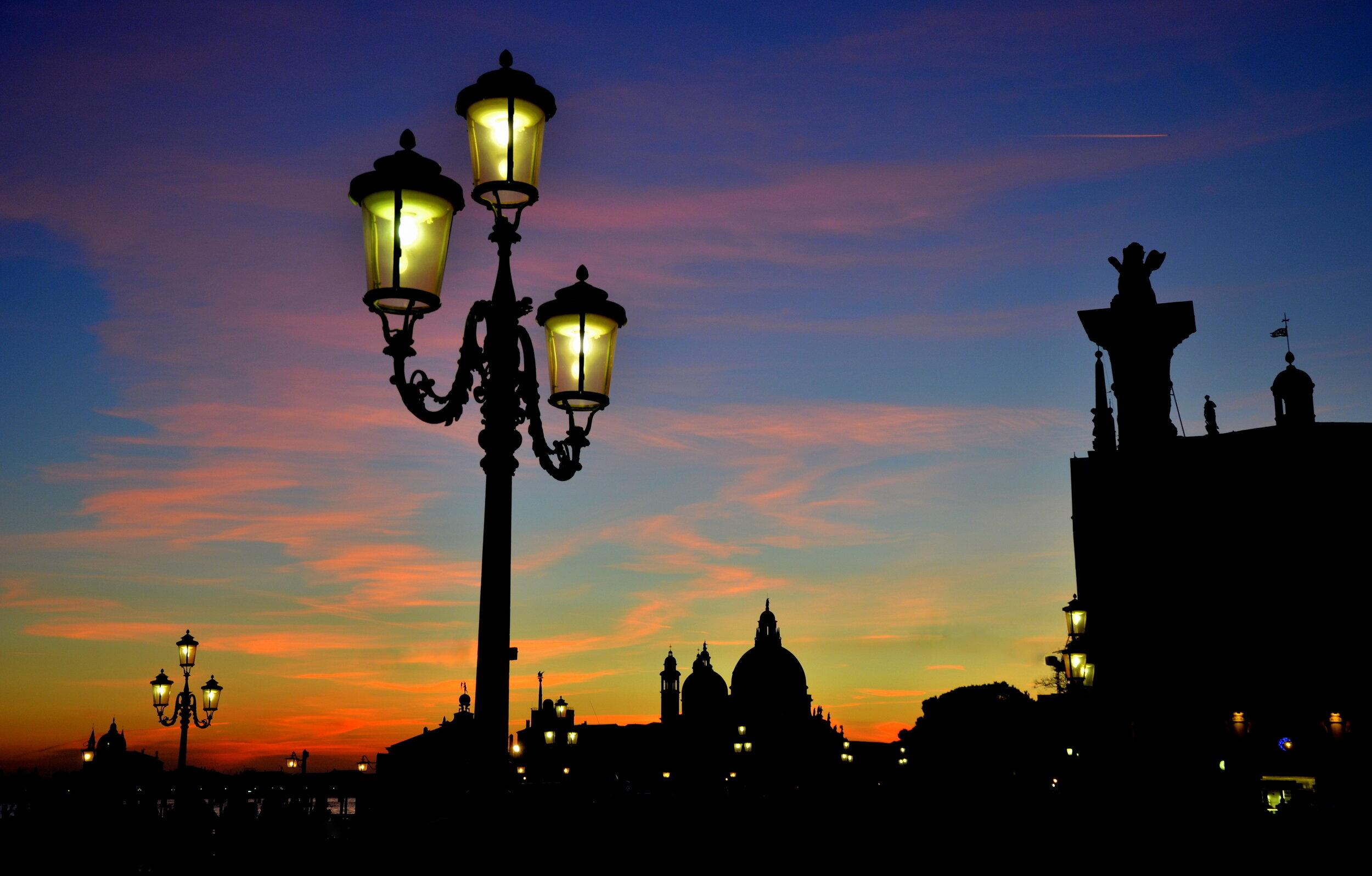 Salute Sunset, Venice