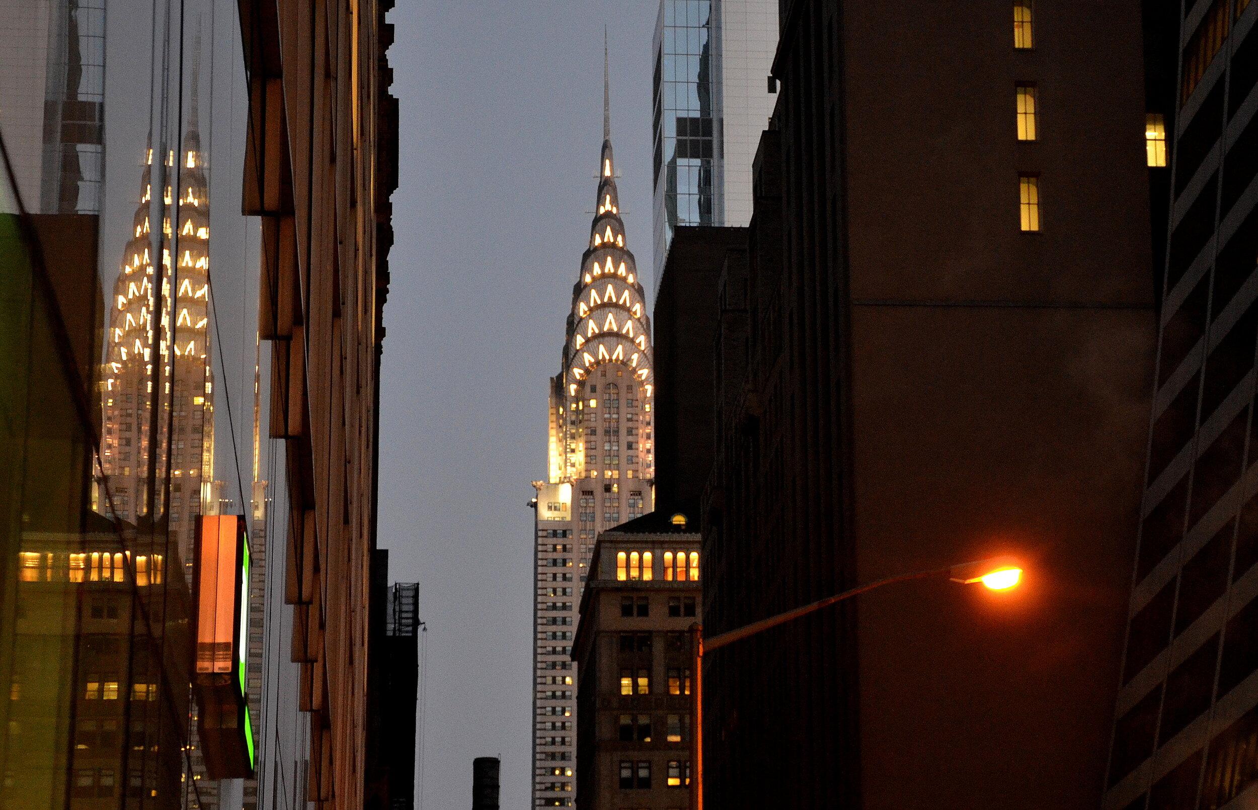 Crysler Building, New York