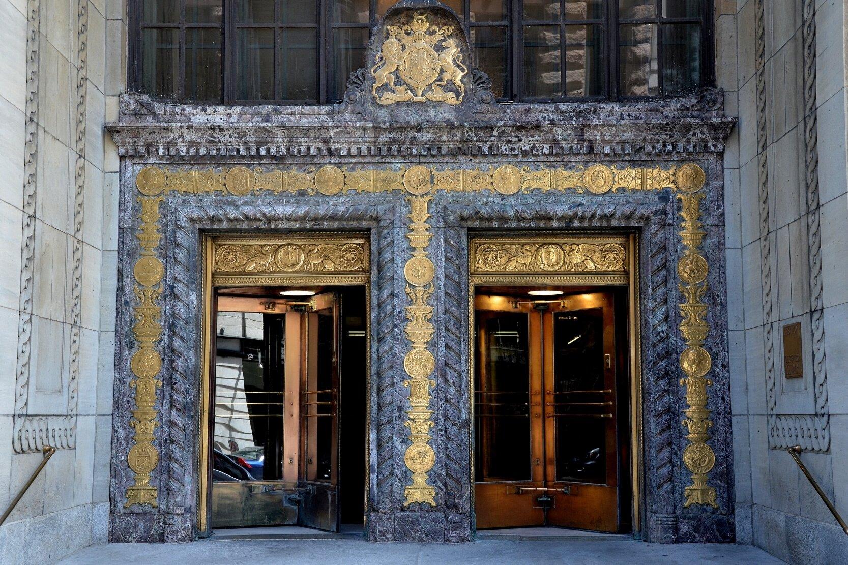 Royal Bank of Canada, Montreal