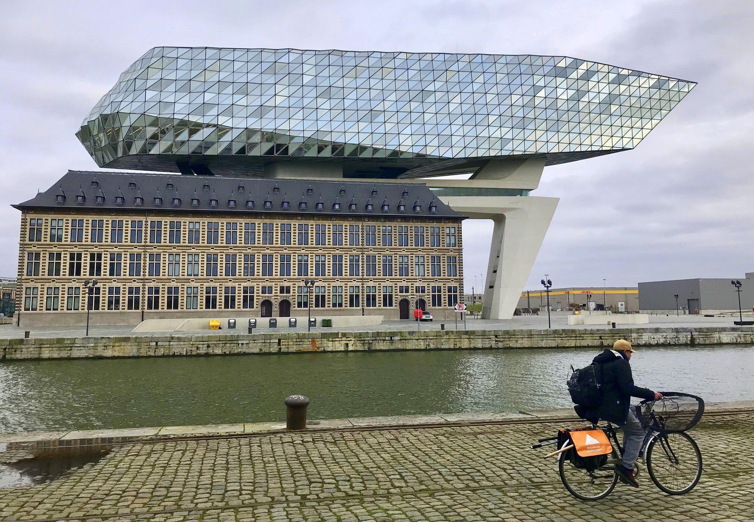 Port Authority, Antwerp