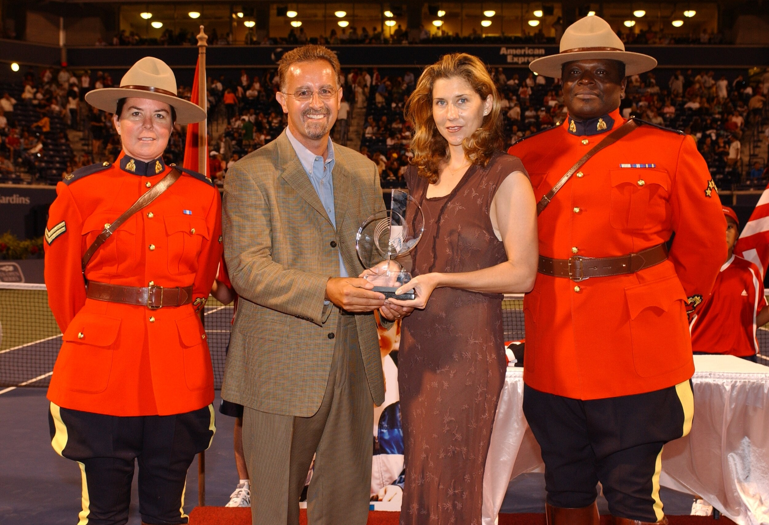 Tennis Canada Legend Award