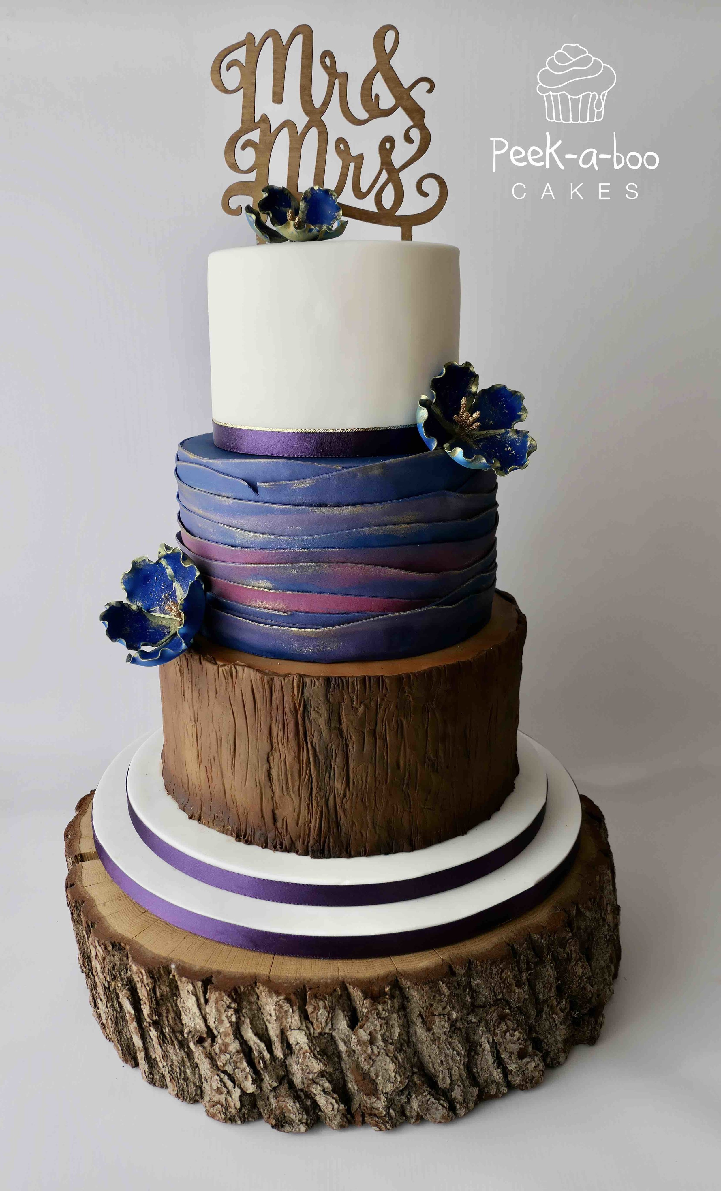 Wedding Cakes Www Peek A Boocakes Co Uk