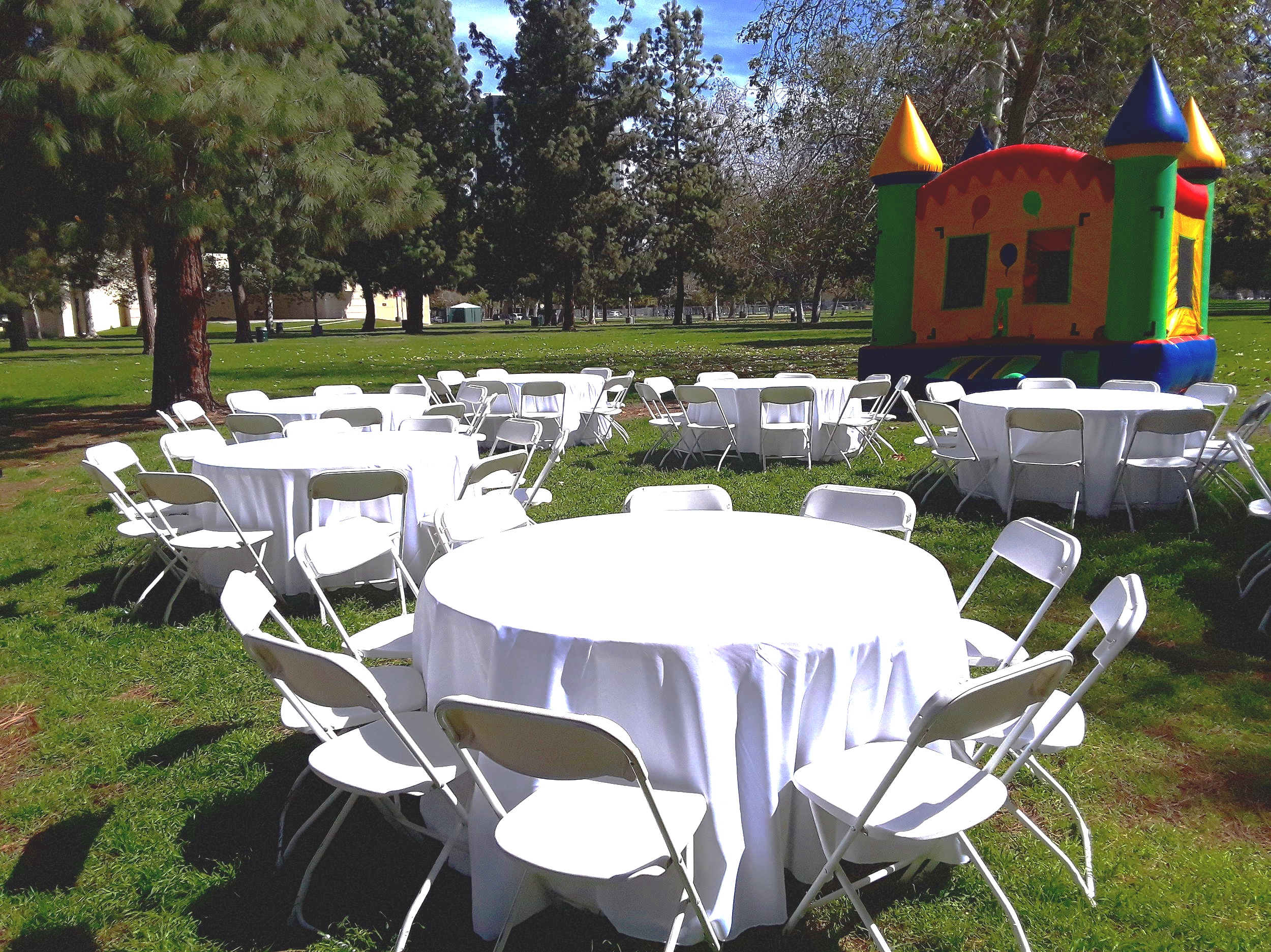 Celebrating Special Occasion? - Check out our rentals for your next party