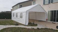 12x20 Tent $120.00