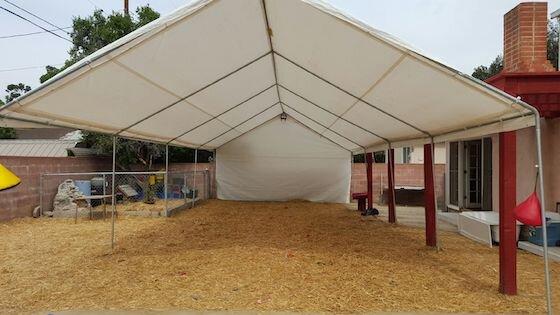 20x40 Tent $295.00