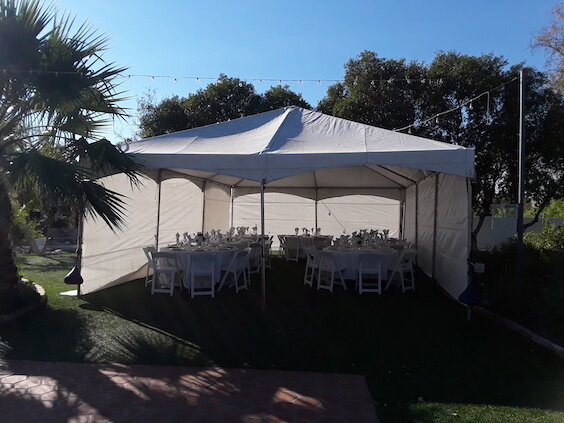 20x30 Tent $290.00