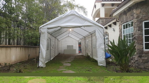 12x40 Tent
