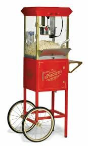 Popcorn Mch $90.00