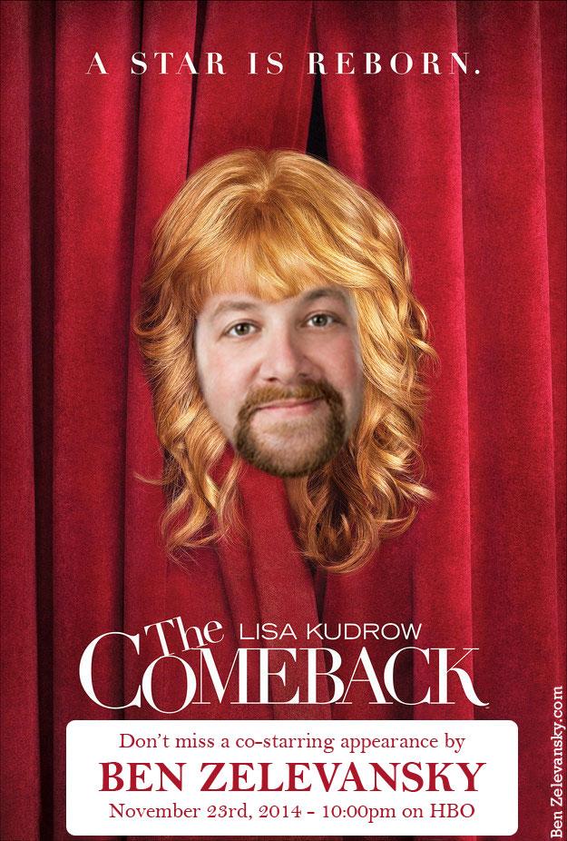 The Comeback promo