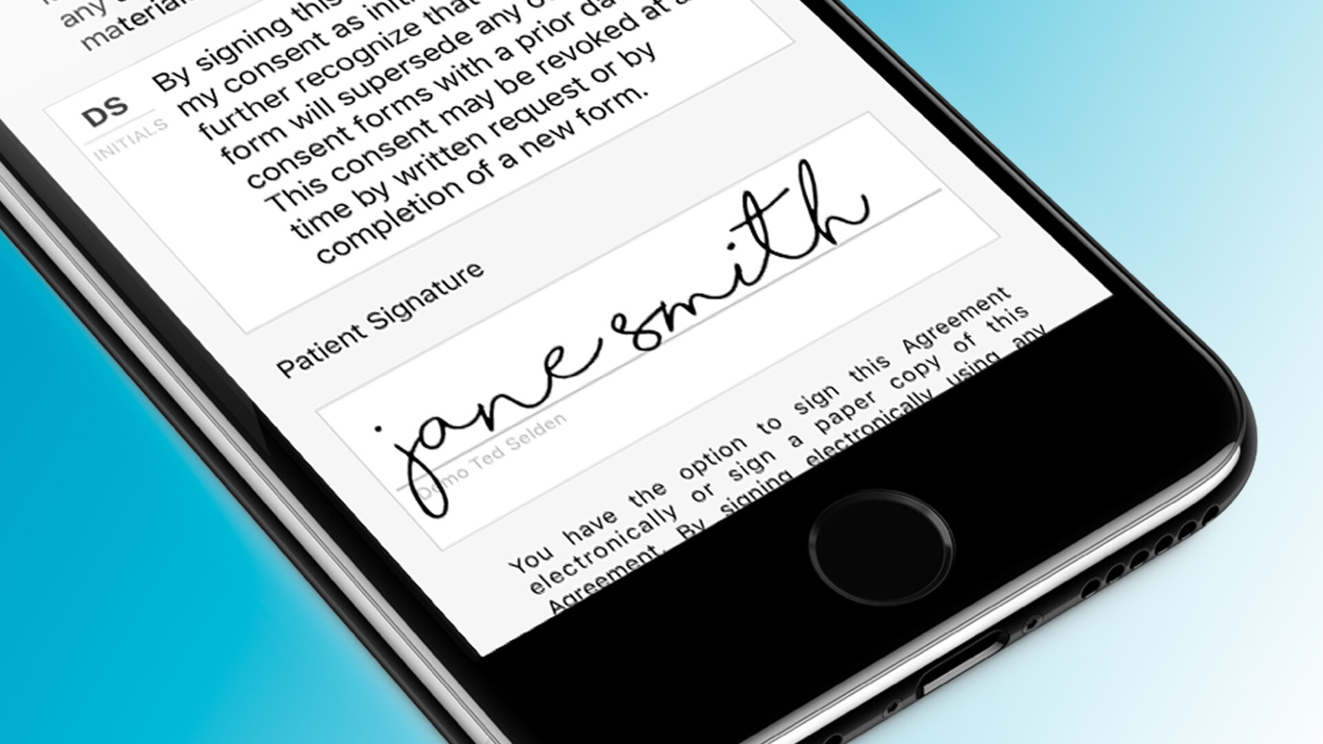 Consents & Document Mangement - Consents can be signed in office or at home within TouchMD. Patients can use their finger and sign directly on an iPad or on their phone. Now, the biggest questions is: what will you do with all of your free time?