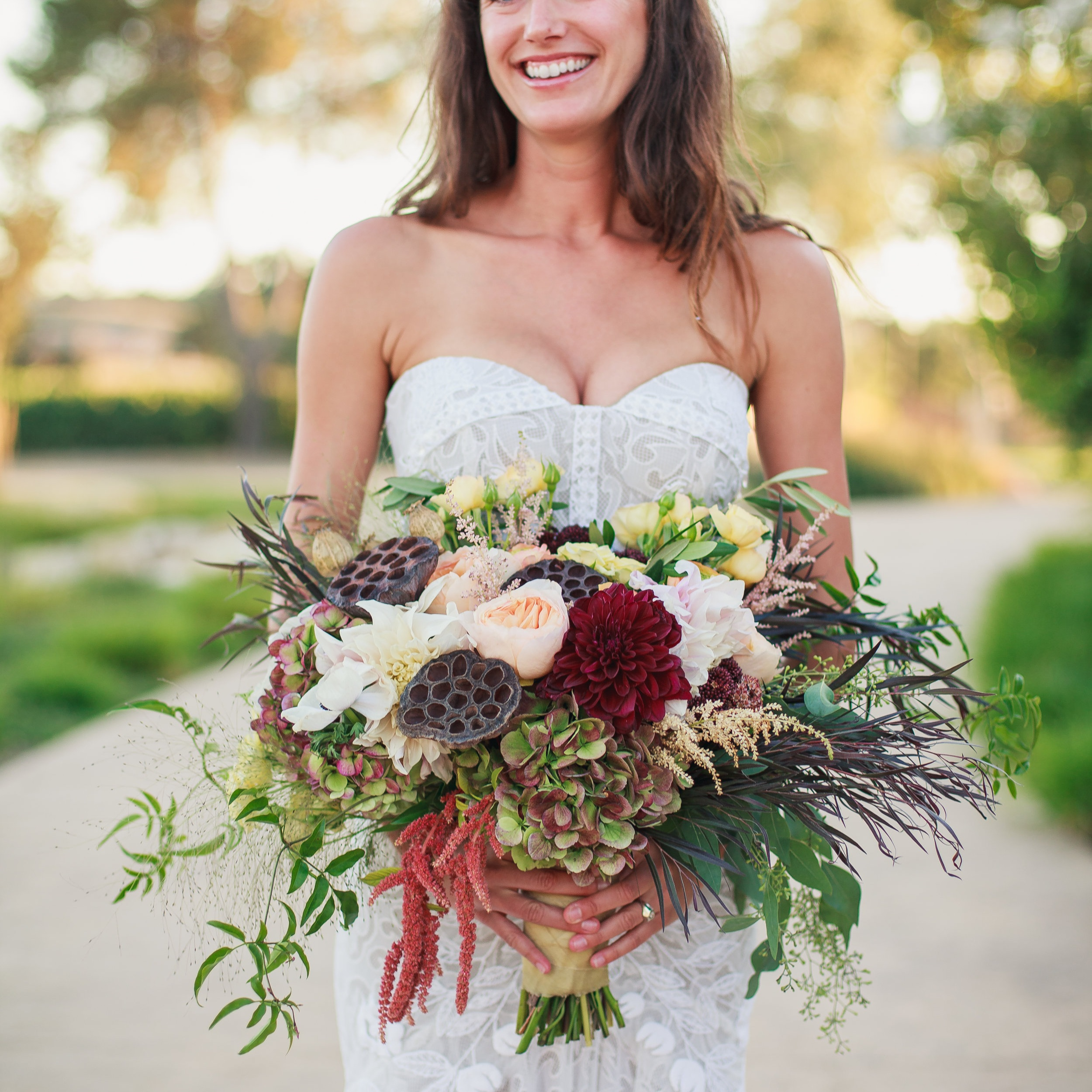 Weddings - We provide all your floral needs for your big day. Whether simple or elaborate, let us help make your day special.