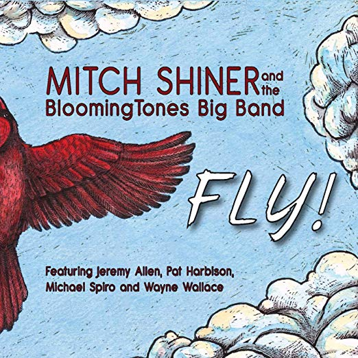 Mitch Shiner - Fly!   Percussion