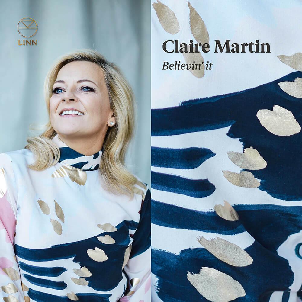 Claire Martin & Martin Sjöstedt Trio - BeliEvin IT