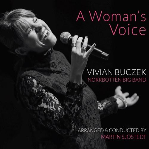 Vivian Buczek & Norrbotten big band - A WOMANS VOICE
