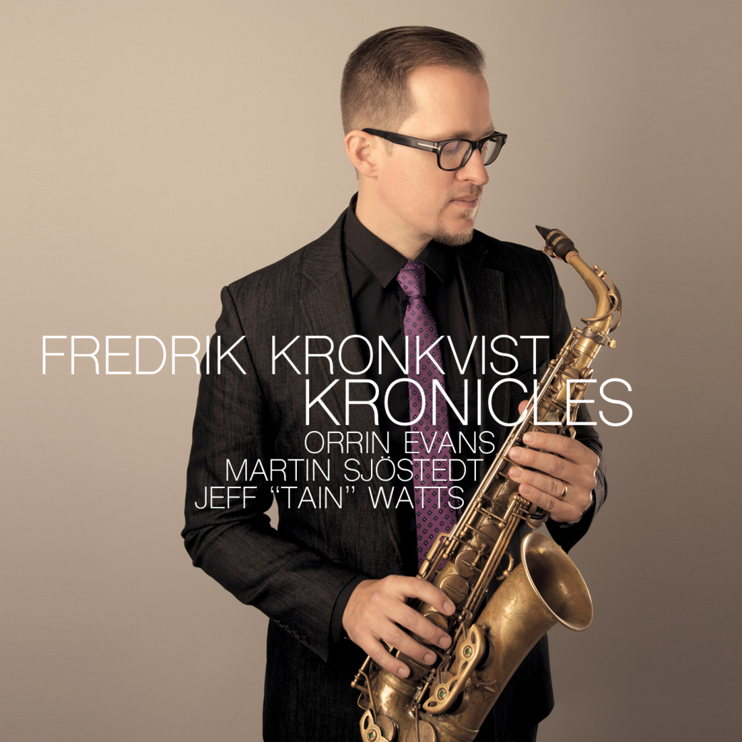 Fredrik Kronkvist - KRONICLES