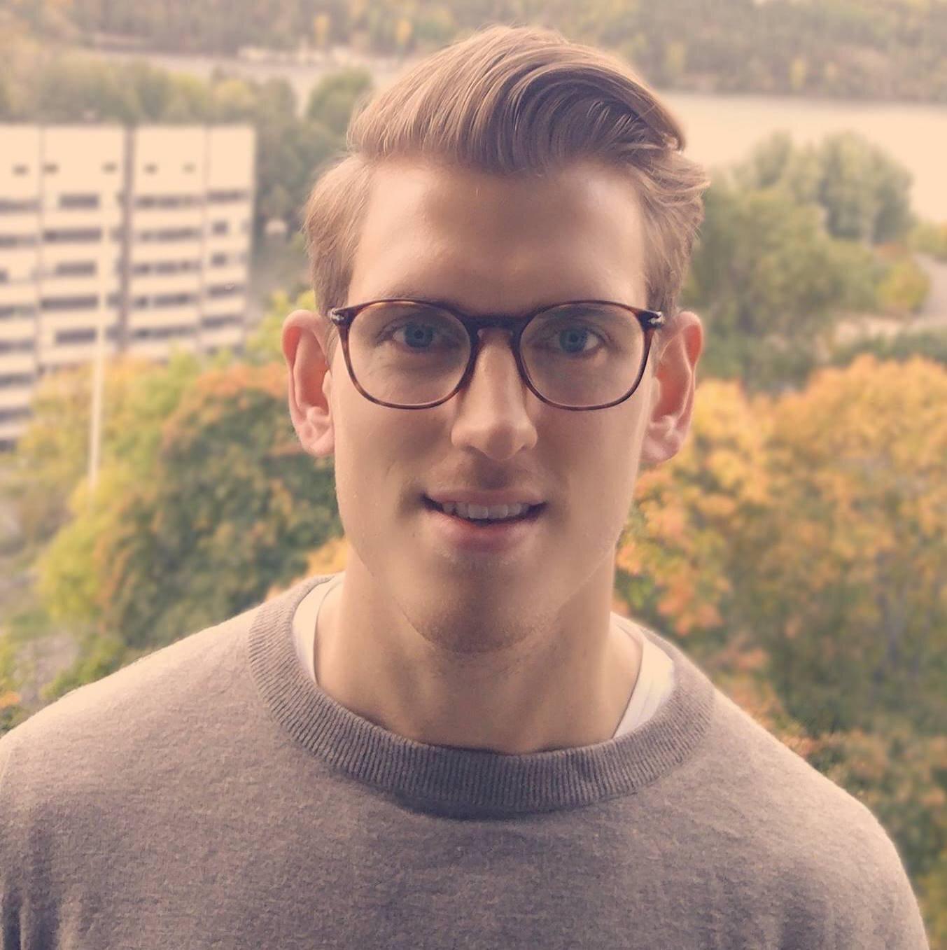 Martin Åkerblad - Developer