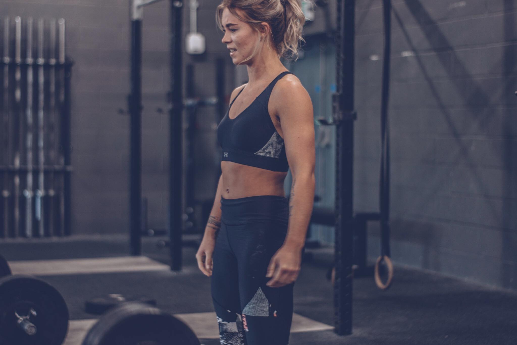 Female trainer Manchester