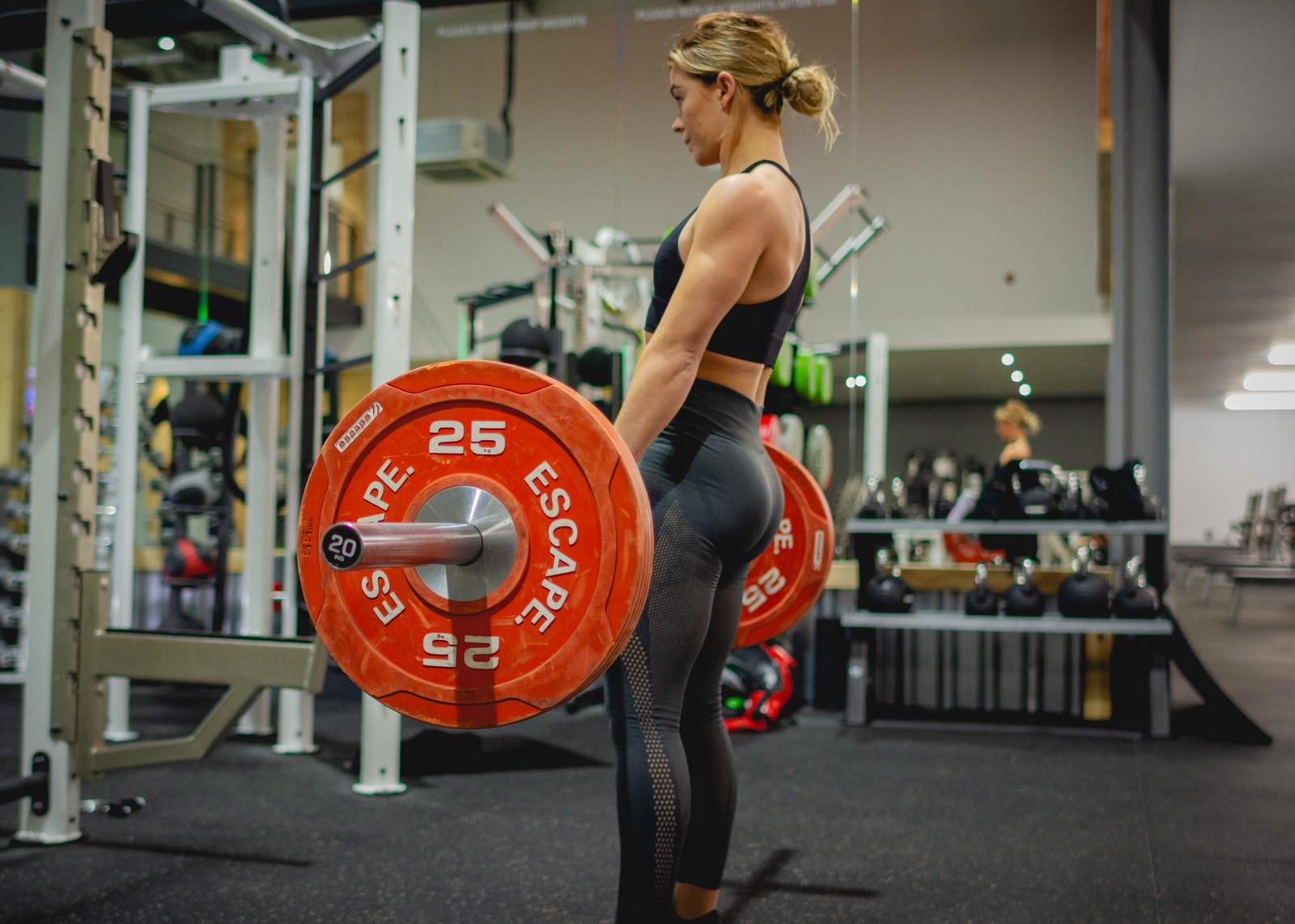 Female training in Manchester