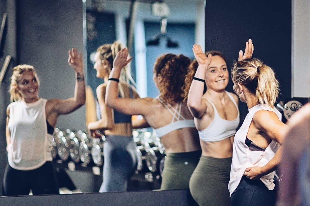Female lifting workshop - girls supporting girls innit…