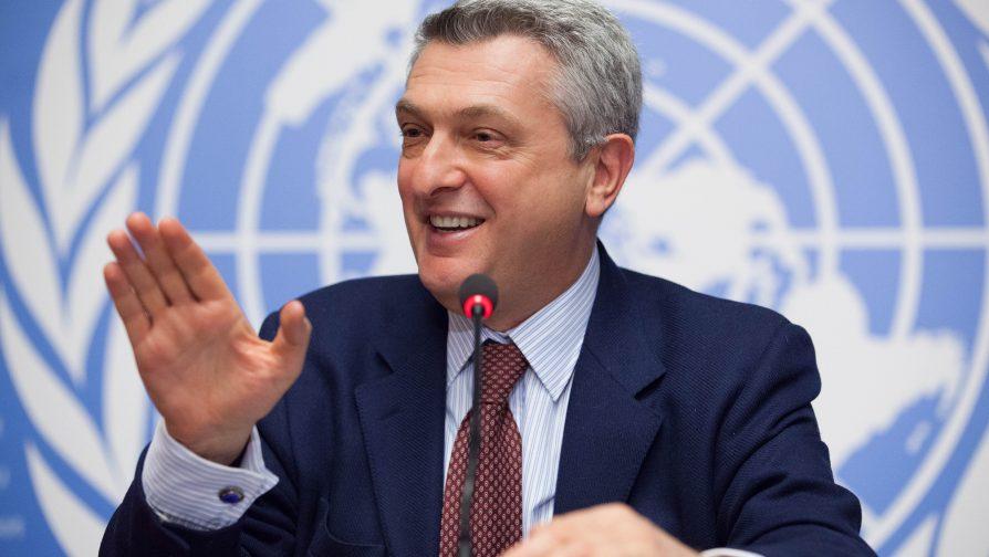 Filippo Grandi, UN High Commissioner for Refugees