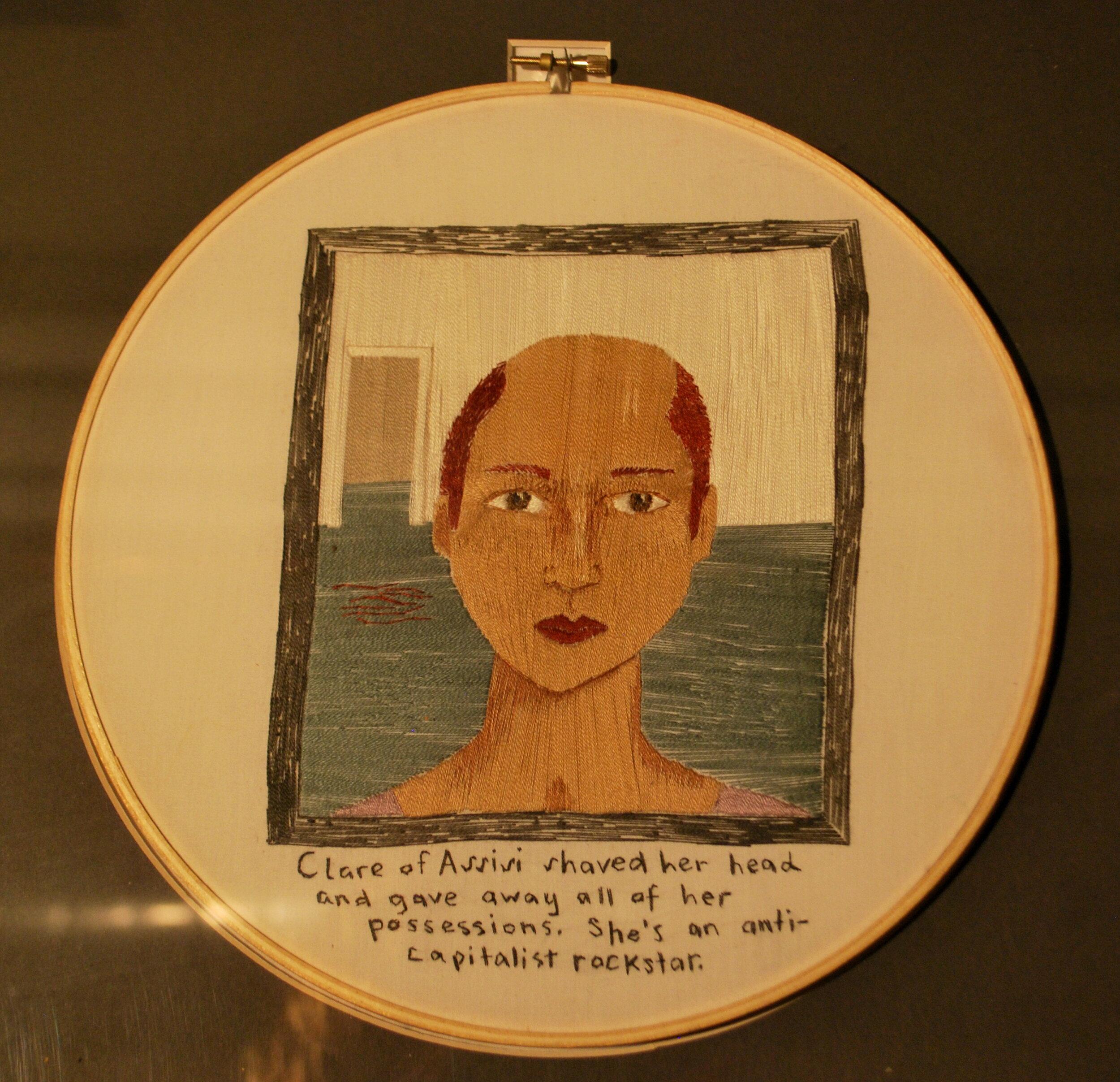 Biblical Women Embroideries