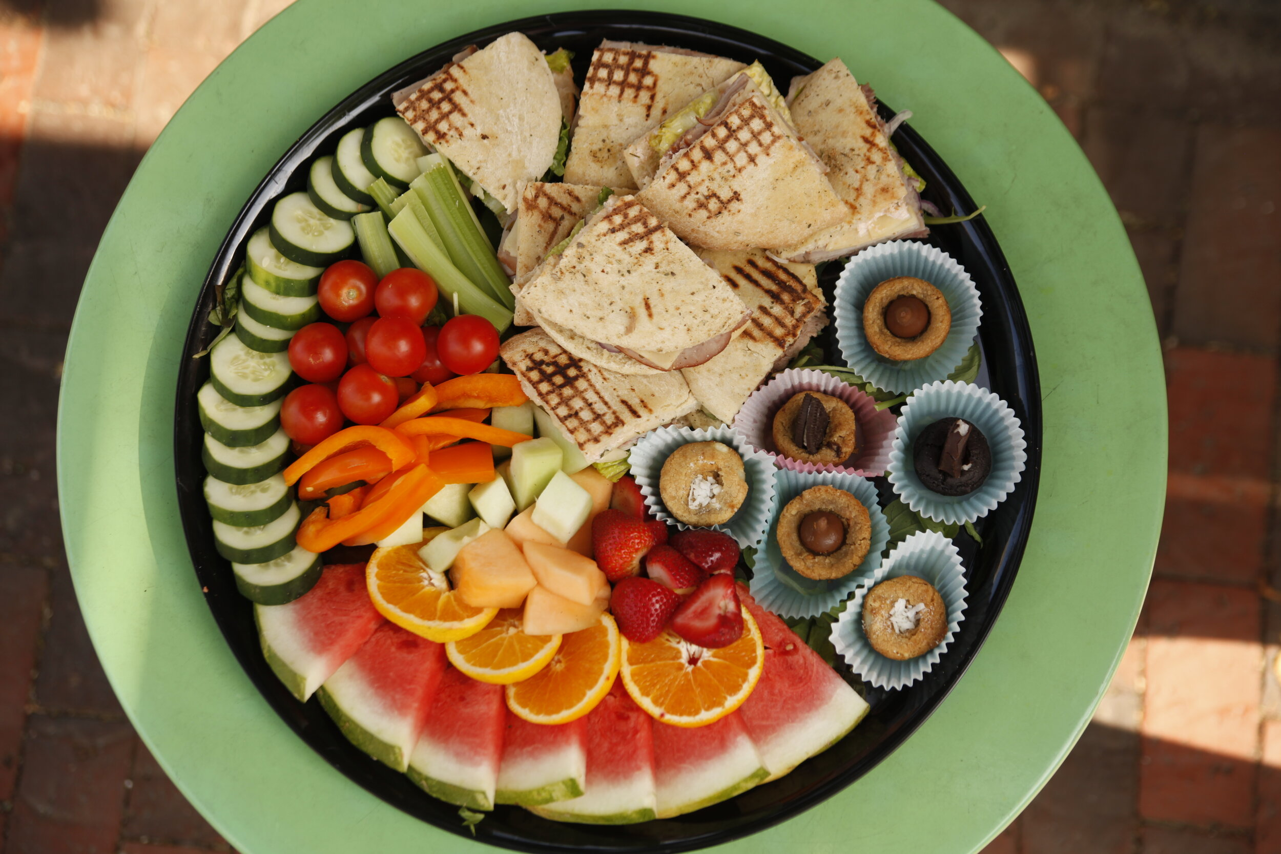 Small or Special Event? - WE DO CUSTOM PLATTERS.