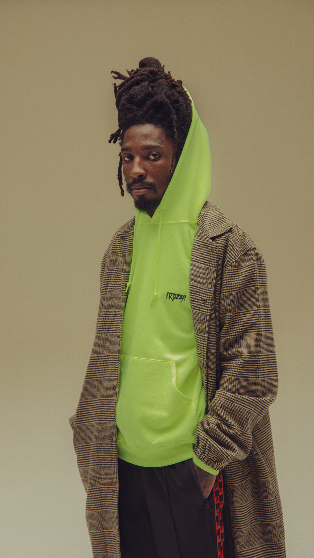 Styling for 10.Deep FW18 Lookbook