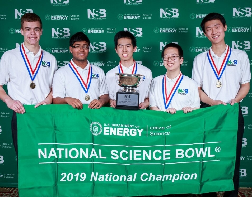 Science bowl - Our Regional champions from Wayzata High School won the National Science Bowl in 2019!The 2020 Science Bowls are coming soon. Team registration is open! Volunteer registration opens November 1.