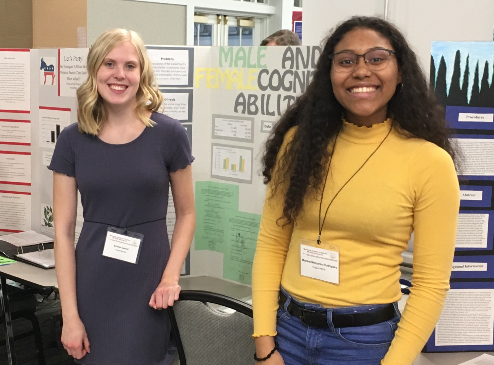 STATE SCIENCE & ENGINEERING FAIR - More than 500 of Minnesota's best and brightest middle and high school students qualify for our state fair, out of 3,000 competing in eight regional fairs.Benilde-St. Margaret's School will host this year's fair March 26-28, 2020.
