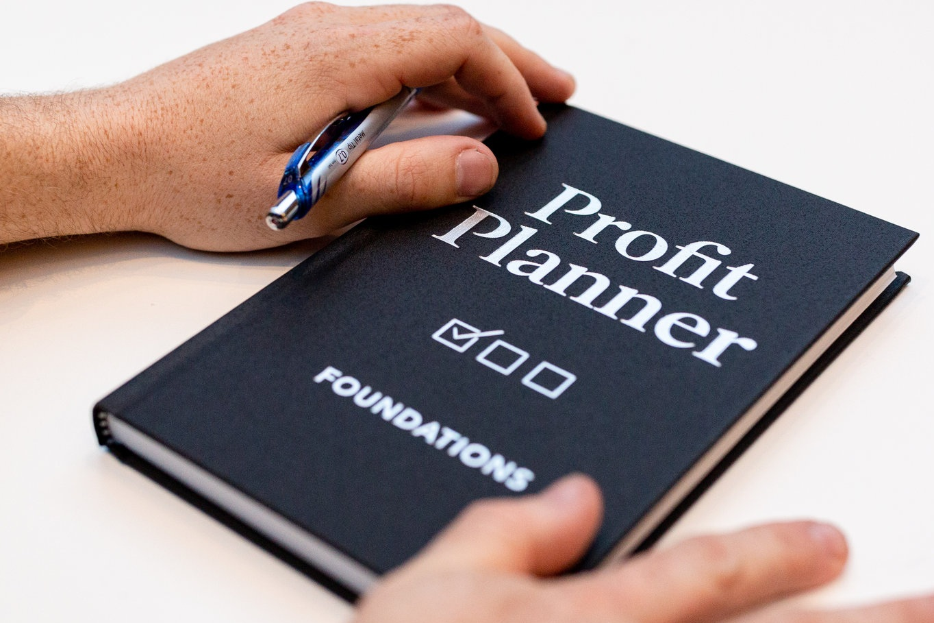Click here to learn more about the Profit Planner -Use code KSA for 10% off