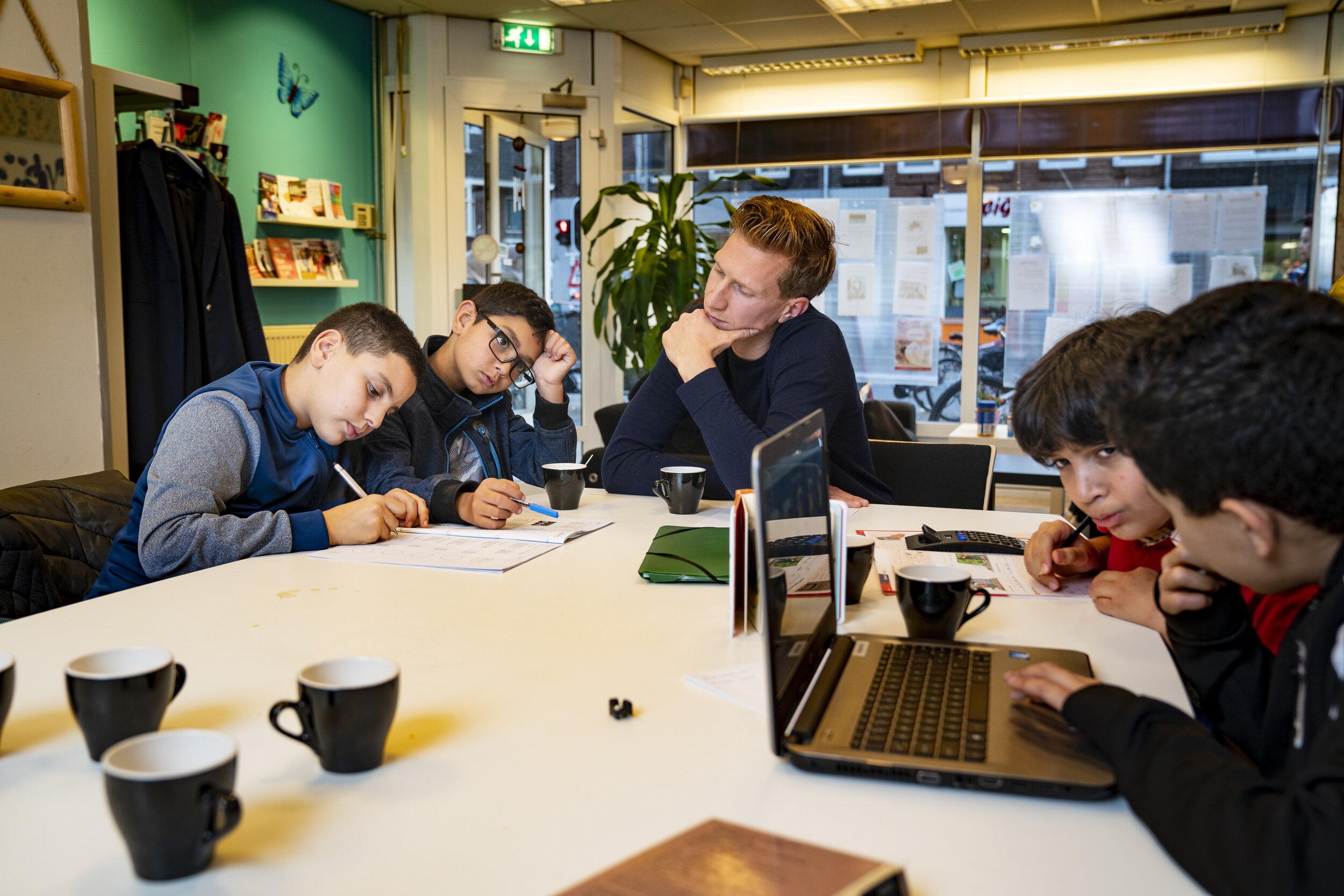 Buurtwerkkamer TOP Utrecht