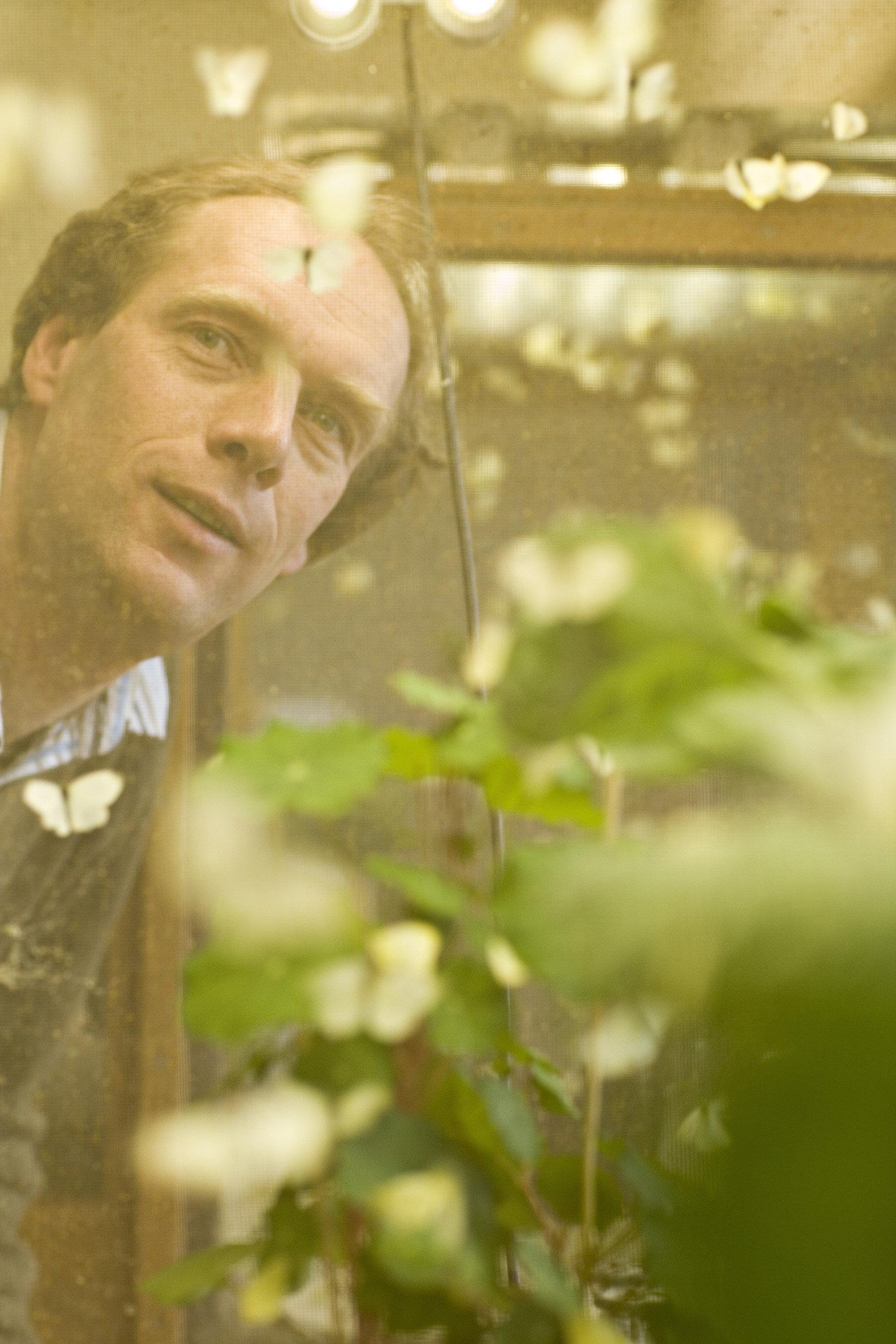 Marcel Dicke hoogleraar entomologie