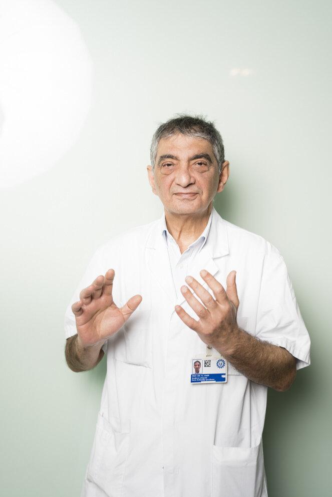 Cumhur Oner orthopedisch chirurg