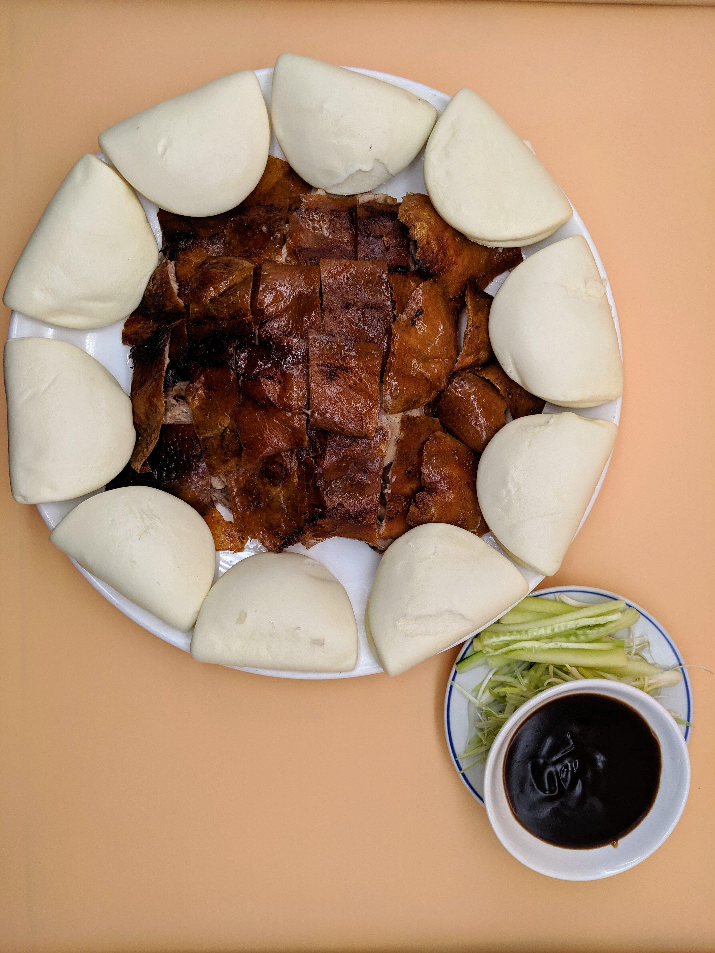 Chinese Multi-Person Combo - 多人京鴨套餐,多人海鮮套餐