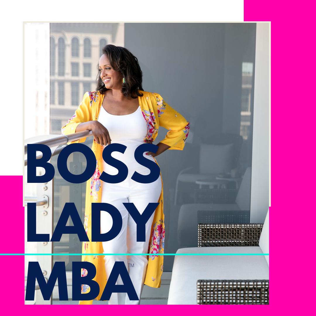 Cassandra Shepard Boss Lady MBA™