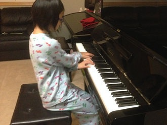 """""""We are very satisfied of the Yamaha U3 we bought from you. My kids enjoy to playing it very much! I will recommend you to our friends for sure!"""" - — SONYA TRUIYAMAHA U3 – Calgary"""