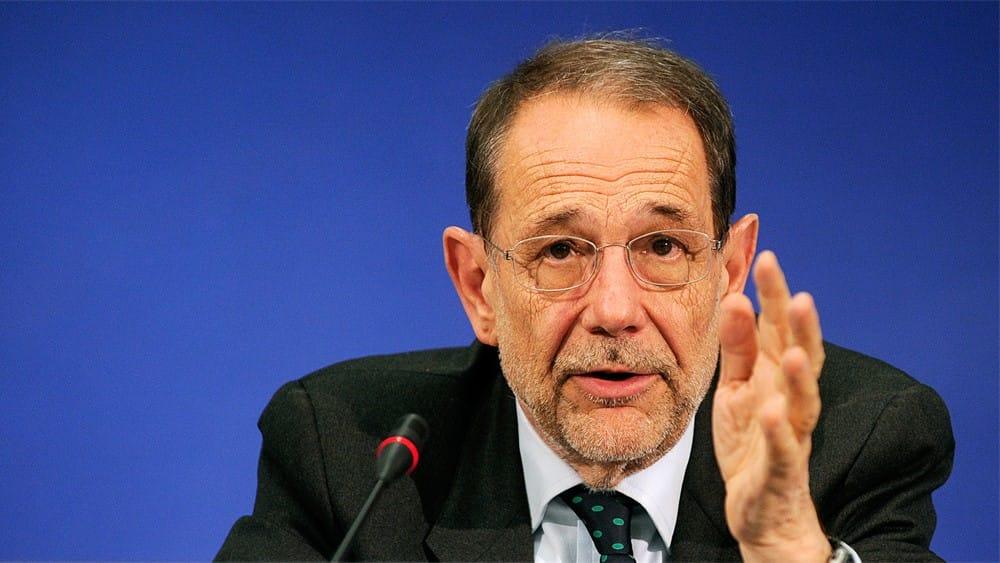 Javier Solana, Lead Antichrist Candidate