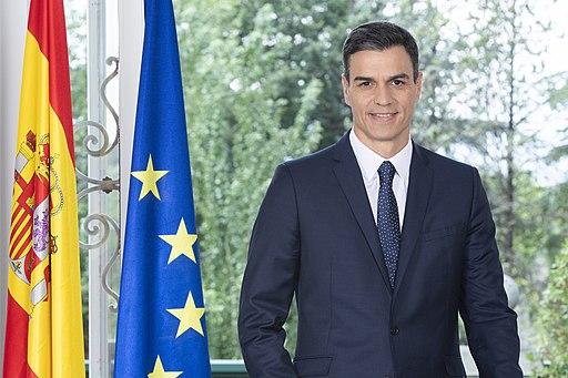 Pedro Sanchez, Prime Minister of Spain