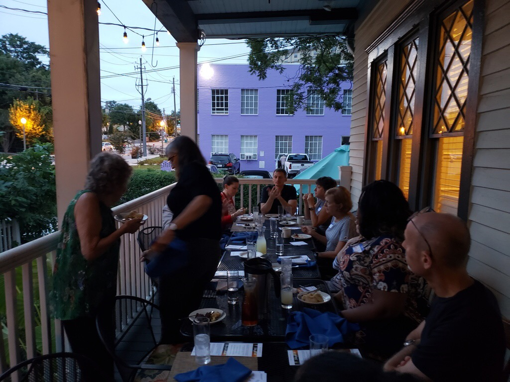 Decatur Dinners. - Conversations on race and equity.  We create safe places for people to be brave.