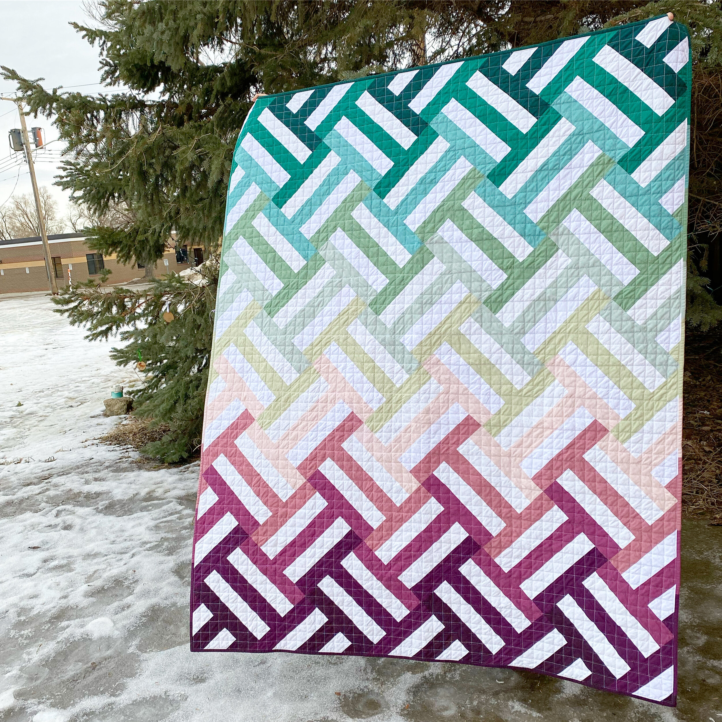 Weighted Quilt Pattern Hoffmama Company