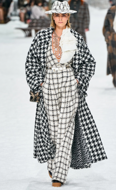 Chanel Fall/winter 2019 image by  www.vogue.com