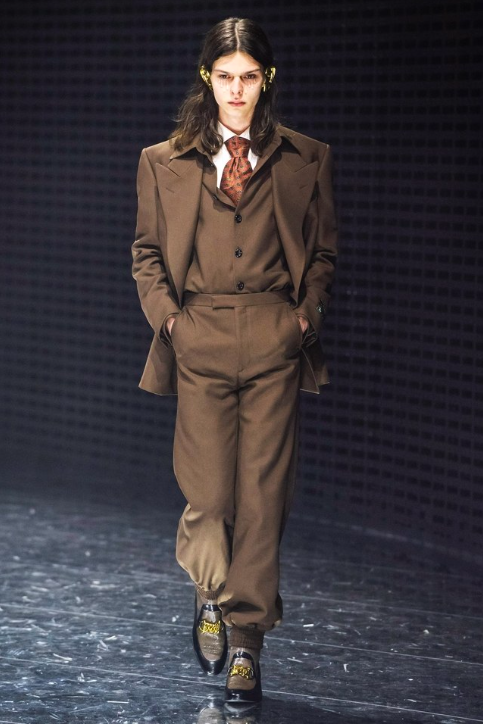 Gucci  Fall 2019 image by  www.vogue.com
