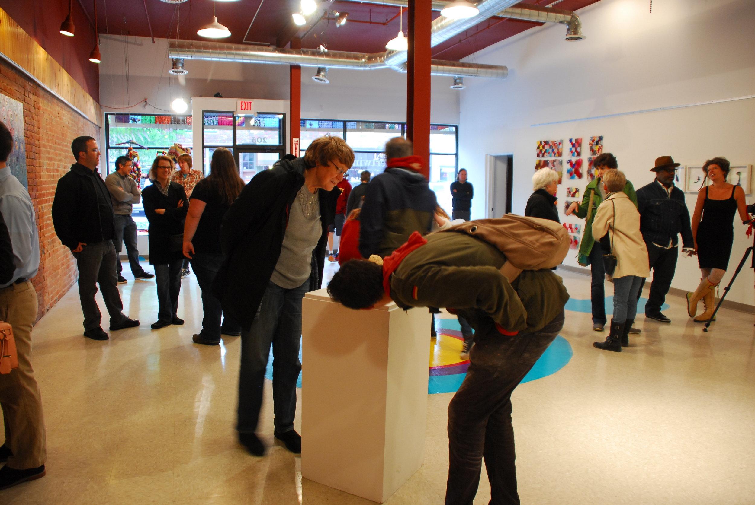 ISU Design on Main Gallery