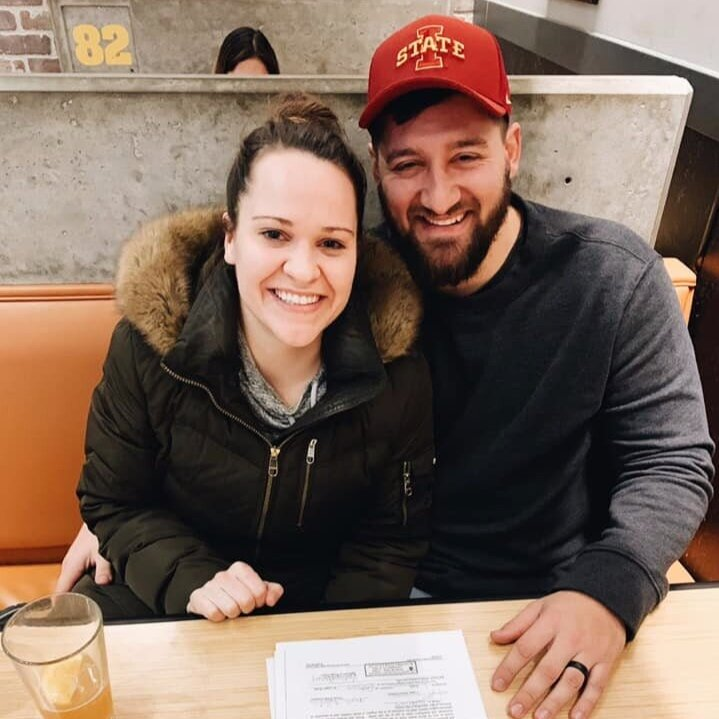 "Logan & Nicole  Sellers: Des Moines   ""Kaitlyn went above and beyond in selling our house. She was always available with a quick response by text message or phone call when we had a question. She made the process so seamless and easy. I would highly recommend her to other buyers and sellers."""
