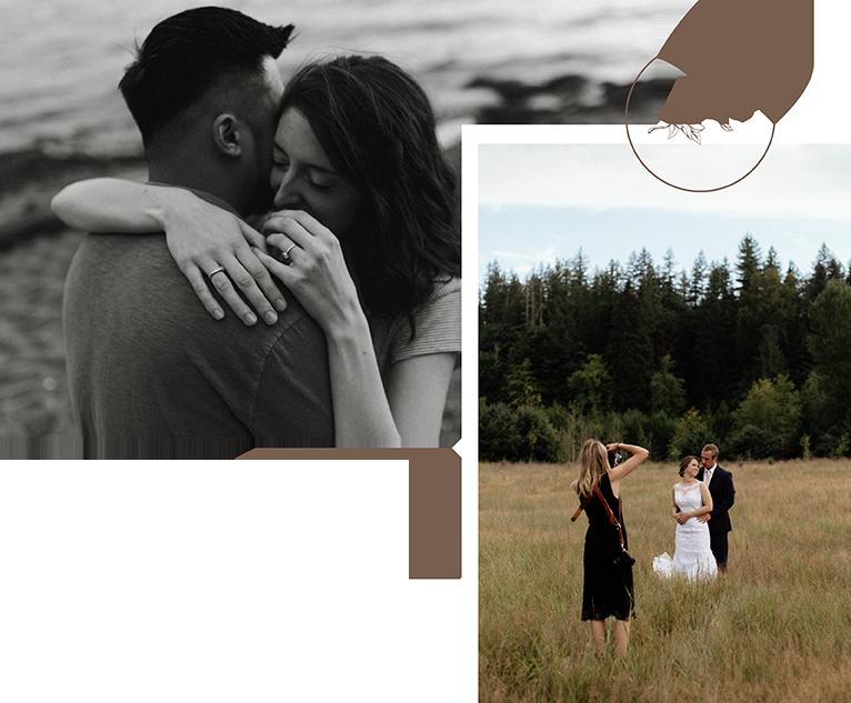 Marissa Simpson Lifestyle and Wedding Photographer in Northwest Washington